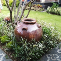 Sabu Pottery - At Jimbaran...