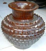 Pottery Durian Glazed, Pottery and Gentong Glazed by. Sabu Antiques
